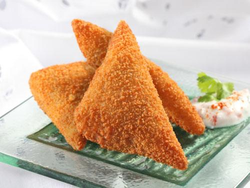 Fish Samosas