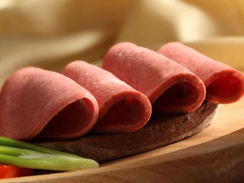 Spicy Chicken Roll (Slices)